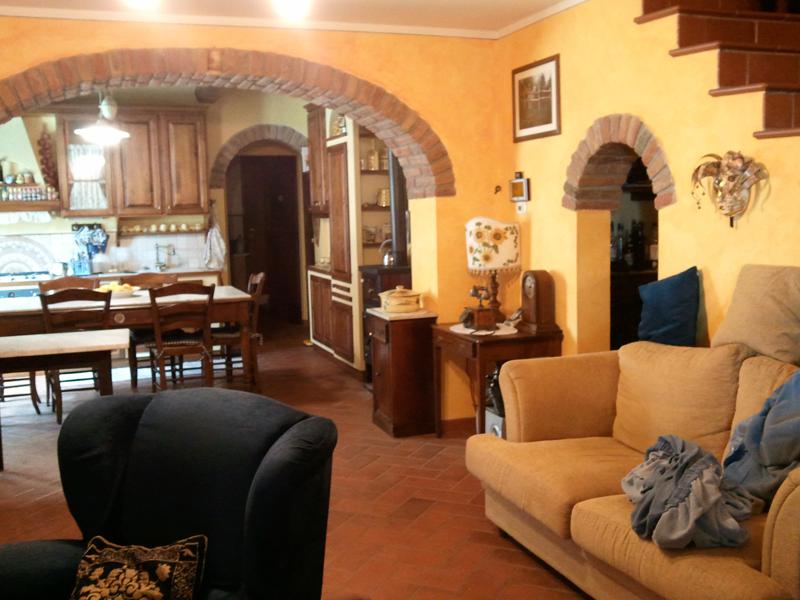Unico Ambiente Cucina E Soggiorno. Amazing Progetto Cucina E ...